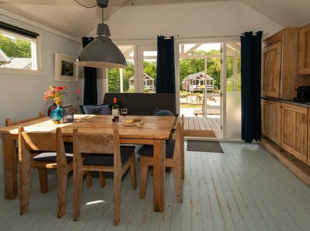 beachhouse beachhouses interior cabin camping geversduin holland