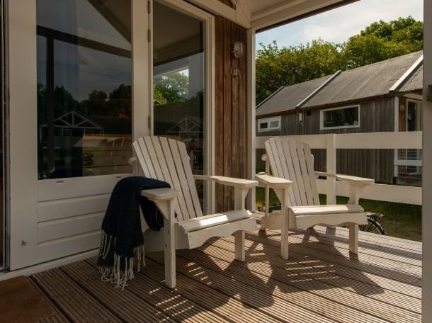 beachhouse beachhouses veranda terrace camping geversduin cabin holland
