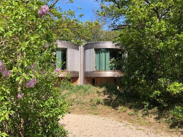 treehouse outside nature
