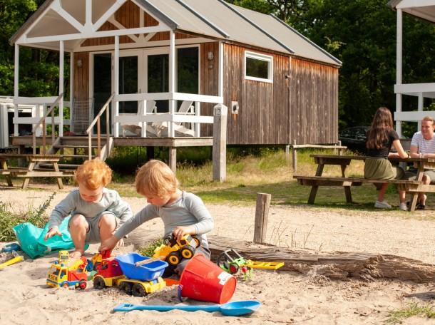 beachhouse beachouses cabin camping geversduin holland children dunes