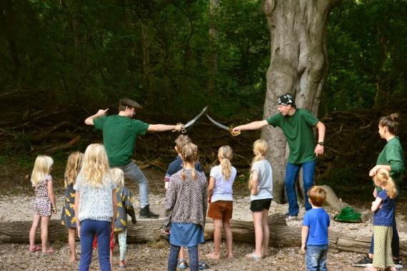 recreation game children geversduin