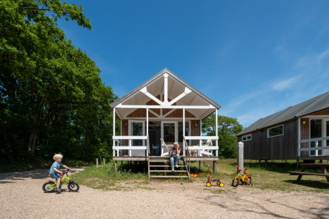 beachhouse beachouses cabin acoomendation camping geversduin holland